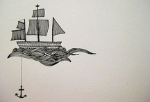 ⚓ Nautical & Nice / by Erin Simons (me thee and thine)