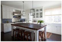 Kitchens / by Jamie Sentz