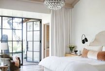 Bedrooms / by Jamie Sentz