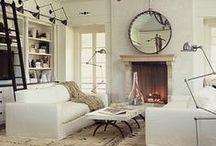Livingrooms / by Jamie Sentz