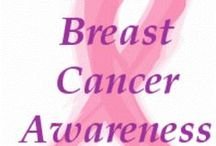 Breast Cancer / Please remember, breast cancer is not a pink ribbon; it's a reality for many of us best depicted in www.thescarproject.com It embarrasses me when people think being a survivor is a feat - no, it was not... I had no other choice...  / by Marta Strzinek