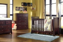Ocean / Ocean's classic modern is what we've all been looking for—clean lined but not too edgy, and chic but not too extreme. Curved frames on all side posts elegantly veer away creating a look pleasing to the eye. Featuring three cribs—two that convert into twin size beds and one into full—Baby's Dream innovative design allows you to convert the crib to a toddler bed and later to a twin-sized bed, using the channeled side panels and twin conversion kit.  / by Baby's Dream Furniture