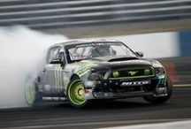 RACING: Drift / All about burnin rubber & smoking the circuit. / by K&N Filters