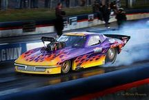 RACING: NHRA / Drag Racing / Wheelies & Whiplash! / by K&N Filters