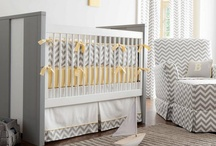 Chevron Workshop / The chevron pattern is bold and makes a statement in your nursery design. If you choose the right colors and placement for a Chevron design then you can evoke that wavy, undulating relaxed feeling that lies beneath this design. Use it in pillows, blankets, rugs and other temporary items to make your room shine. / by Baby's Dream Furniture