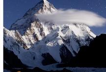 Everest/Sagarmatha -  / The Summit of The World - 8850 meters / by Marta Strzinek