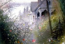 Watercolor / by Mary Denson
