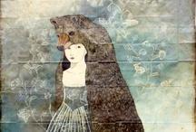 illustrations I love / by Christi Sa