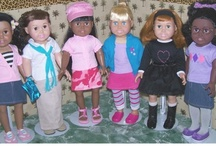 18in doll clothes/accesories / by Carol Parsons - Crafters Corner Cafe'