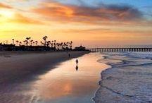 // california DREAMIN' / southern california you stole my heart // los angeles * santa monica * malibu * venice  * west hollywood * silver lake * echo park / by Michael Abata
