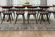 Dining room / by Jamie Sentz