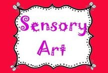 Sensory Art / by Lesson Lady