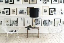 wall space / by Jamie Sentz