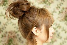 Hair / by Jamie Sentz