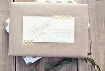 gift wrap / by Jamie Sentz