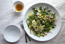 Fresh Food Ideas / by Jillian Forster