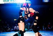roller derby / DERBS.. ENJOY~ / by Luna Universe