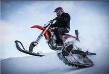 Racing: Snowmobile / by K&N Filters