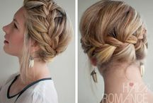 Beauty / Beauty products, hair styles, makeup etc. / by Rebecca Durr