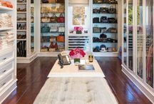 Closets! / Ideas for dream closets...