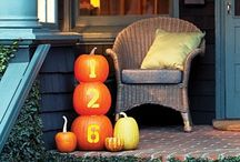 Fall Entryways