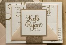 Wedding Invites & Save the Dates / by Kylie Wallach