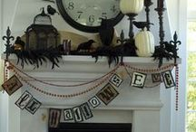 ..Halloween Spookiness.. / Let's get ready for Halloween!  This is my inspiration for Halloween decor and design! / by Botanica Events