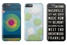 Phone Cases by Transit Design / iPhone and Galaxy phone cases designed by Michael Jon Watt for Transit Design. All recent models.