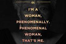 WOMAN / FEMME