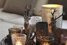 christmas.decor / by Friendship Heights