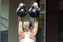 Fitness and Tennis / All things fitness and tennis, weight training, kettlebells, drills for tennis etc.