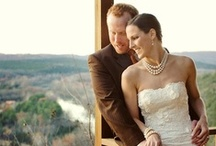 Country Chic Wedding / Daughter's getaway wedding in Eureka Springs, Arkansas.   / by Suellen Martin-Martin