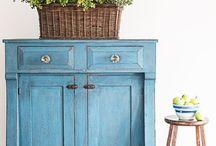 Painted Furniture / by Debra Mack