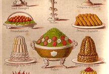 Historic Food / Historic food: recipes, illustrations, chiefs and more - 19th-century focused / by Melanie Grundmann