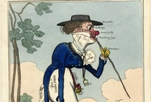 Caricatures on Dandyism / by Melanie Grundmann