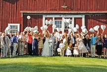 Barn Weddings / Inspiration for Vermont's favorite barn style weddings. Everything you need to plan and pull off the most amazing barn wedding style!