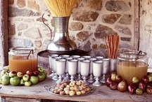 Fall Weddings / Inspiration for your fall wedding. From decorating ideas, themes, color palettes, food ideas, and fall style.