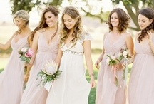 Bridesmaids / Style trends and inspiration for your bridesmaids and maid of honor.