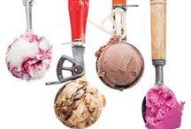 ~Ice Cream & Frozen Yogurts ~ / Yum!