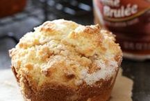~Muffins~ / I love to eat muffins right when they come out of the oven.