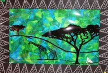 Africa - ArtEd. / by Mary Batson
