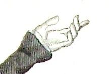 Handschuhe / Gloves / Gants / Men's Fashion & Accessories: Gloves from 19th-century prints / by Melanie Grundmann