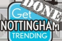 #Nottinghamrocks / Local businessman Tony Bates had the idea; Shake developed the strategy - between us the Get Nottingham Trending campaign was an enormous success. The #Nottinghamrocks hashtag trended at No.1 in the UK and No.3 worldwide as thousands of people tweeted what they loved about Nottingham.