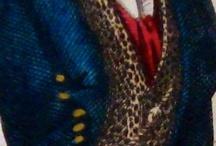 Gilets / Westen / Waistcoats / Snapshots of waistcoats from various 19th-century Fashion plates / by Melanie Grundmann