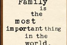 Family / by Kim Sutton