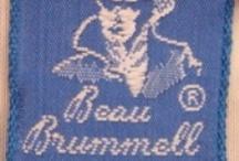 Beau Brummell / Meet Beau Brummell, the dandy par excellence.  / by Melanie Grundmann