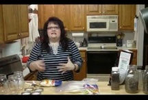 Preserving  / How to preserve foods and other items / by Glenna Glover Barnes
