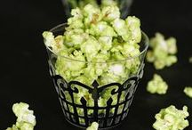 ~Popcorn~ / There is nothing like watching a great movie and having a bowl of popcorn.