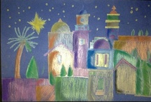 Christmas / Nativity - ArtEd. / by Mary Batson