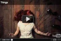 v i d e o / cool, fun + inspiring videos